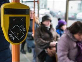 Запуск электронной системы оплаты проезда